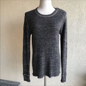7 for all Mankind Gray Sweater